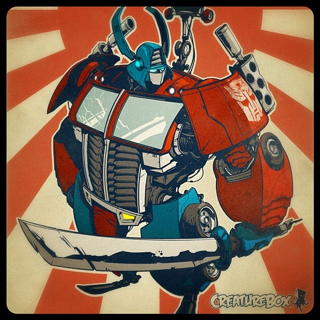 Looking forward to rolling out a nice long weekend! Happy Memorial Day everyone! #optimus #rollout