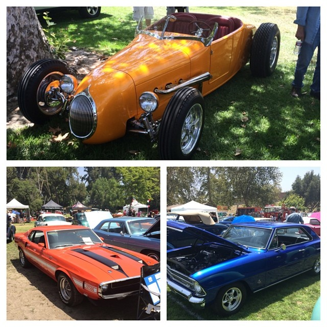 Some highlights #carshow #burbank #wantthatgt500