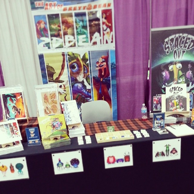 And what to look for! #2dbean #character #design #art #sketch #SDCC #brettbean booth F-8