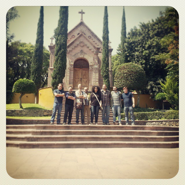 @holaidm made it possible for all of us to take part in a Maximilian reenactment! # queretaro