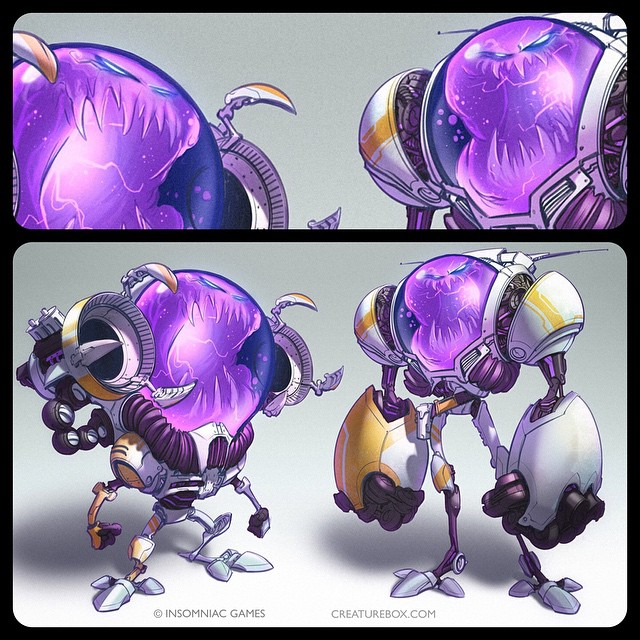 2 days until CTN-X! See you guys there... http://creaturebox.com/featured/ctn-x-2014/ #ratchetandclank