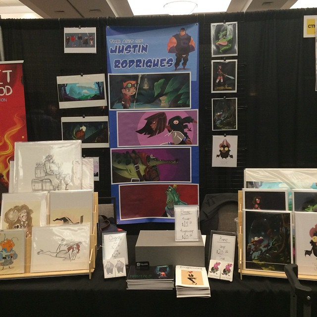 Ready? Another #ctnx14 is a go! Stop by t-103 and say hi!